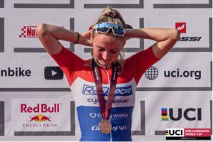 Didi de Vries finale werelbeker mountainbike